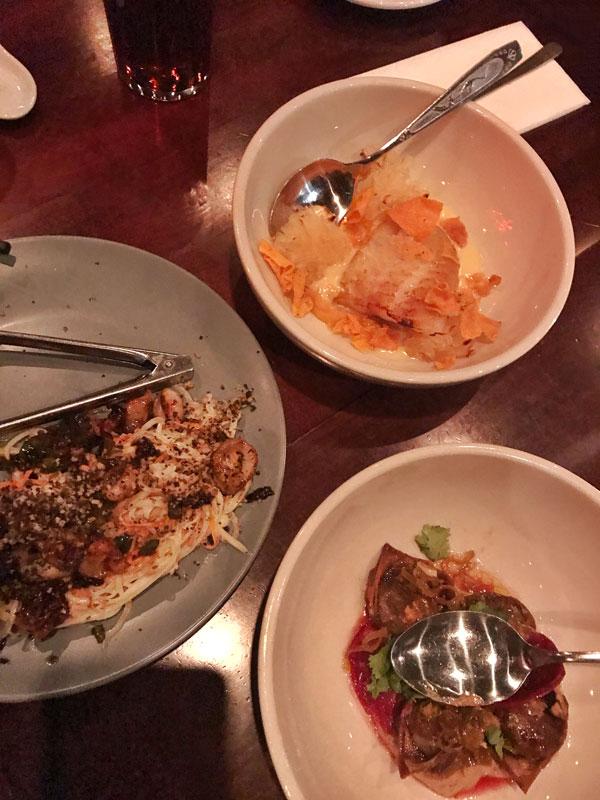 3_orange_rouge_calmars_morue_dumplings