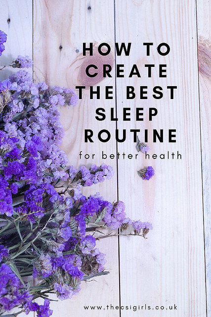 How to create the best sleep routine for better health