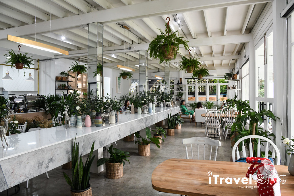 清邁咖啡店 Old House Cafe (10)