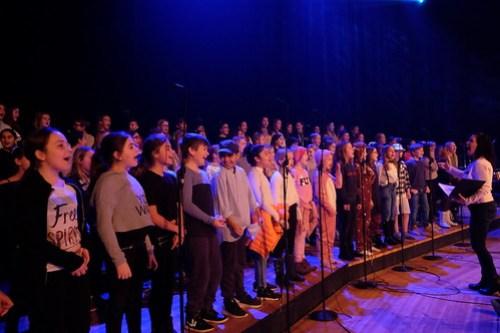 Norrköpings musikklasser åk 4–5 Hagaskolan och Navestadsskolan