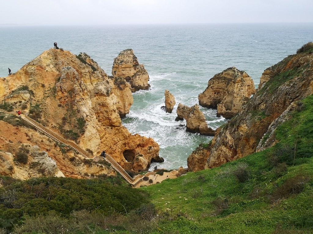 Punta de la Piedad Ponta da Piedade Lagos Algarve Portugal 10