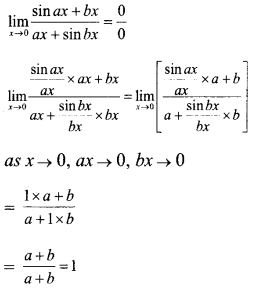 Plus One Maths Model Question Papers Paper 1A7