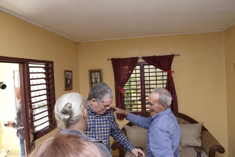 Visita Residencia Los Lilas. Ocoa