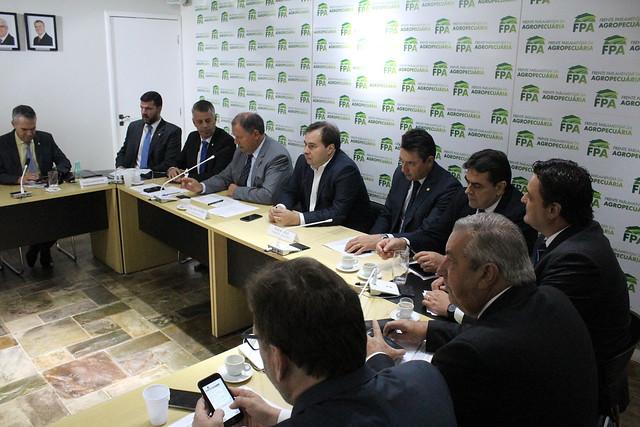 Reunião FPA - 05/02/2019