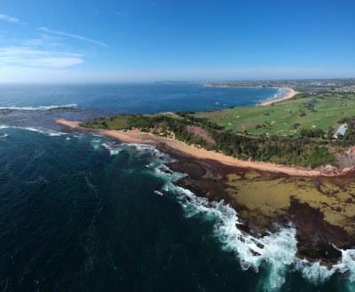 Long Reef Panorama #marineexplorer