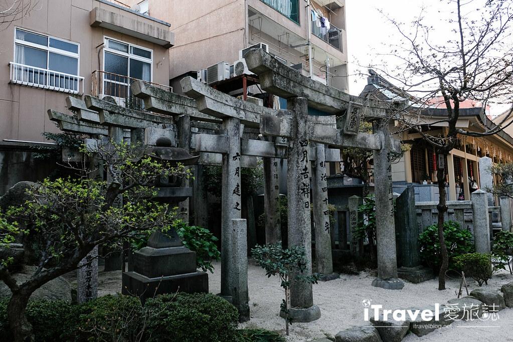 福岡賞櫻景點 櫛田神社 (27)