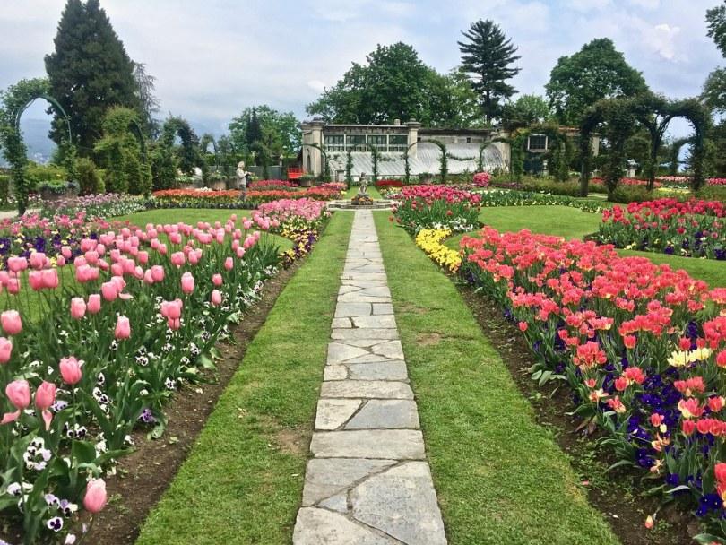 Weekend al Lago Maggiore - Parco Pallavicino