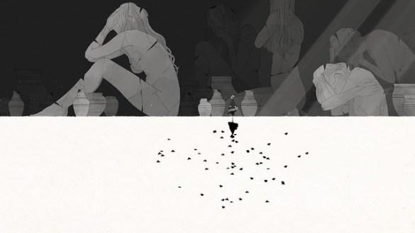 Gris - Censored Image