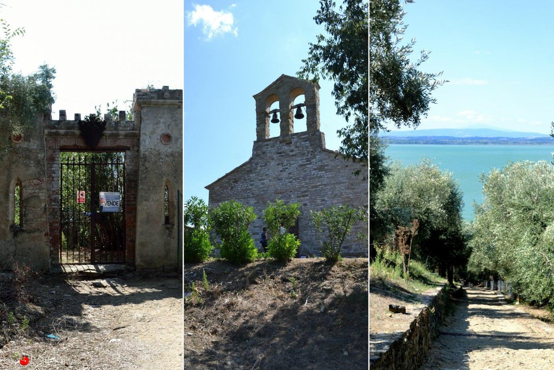 Isola Maggiore, Lago Trasimeno, Úmbria