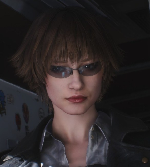 Devil May Cry 5 - Lunettes de soleil Lady