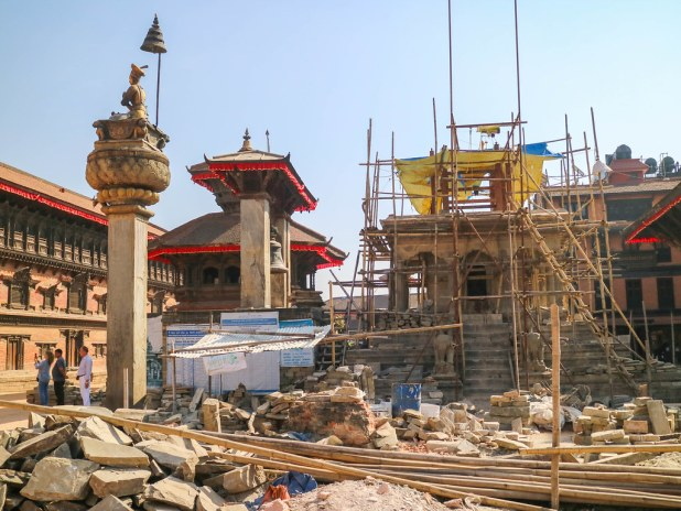 Plaza Durbar de Bhaktapur