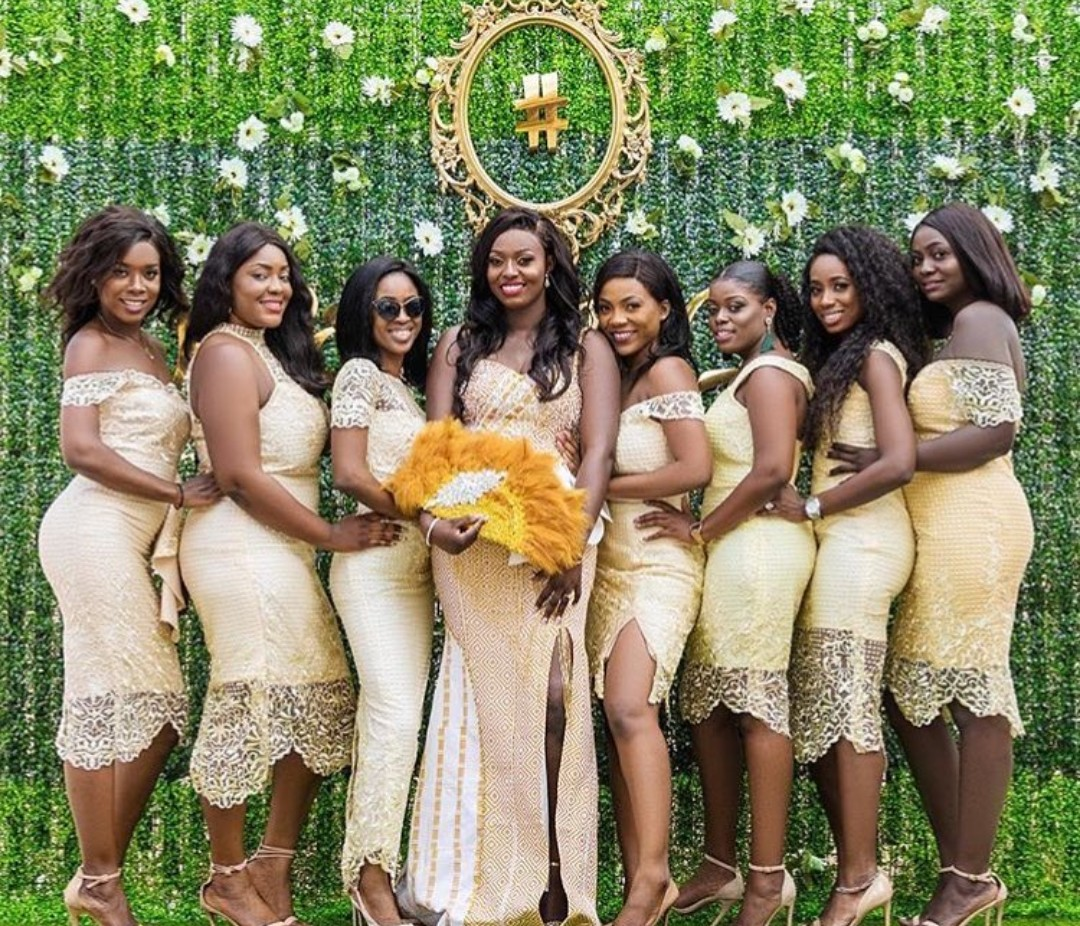 MOST ATTRACTIVE BRIDAL TRAIN STYLES FOR YOUR GIRLS IN YOUR IMPORTANT DAY 3