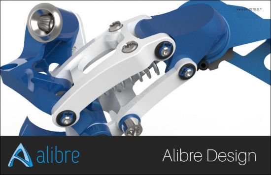 Alibre Design Expert 2018.0.1 full license