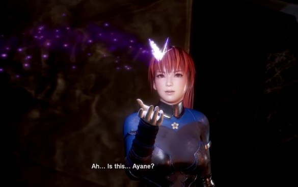Dead or Alive 6 - Ayane Calls For Help