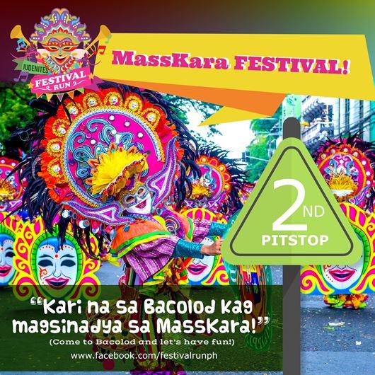 Festival Run 2019 Masskara Festival