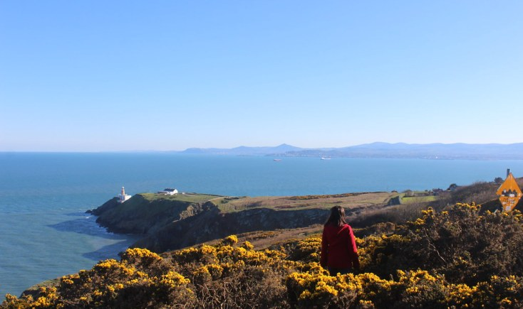 Hiking în Howth, Irlanda