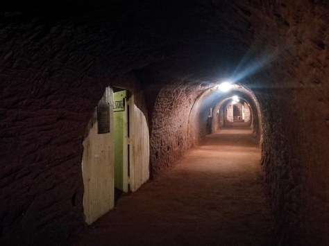 Stockport Air Raid Shelter
