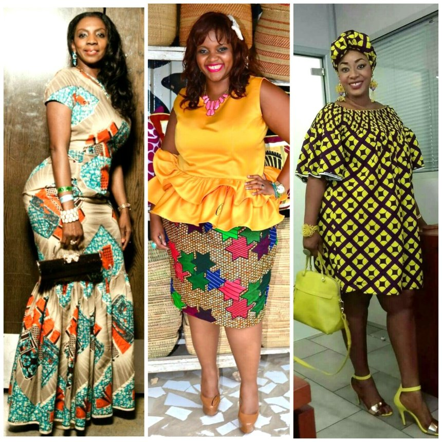 Best the African print styles in this year