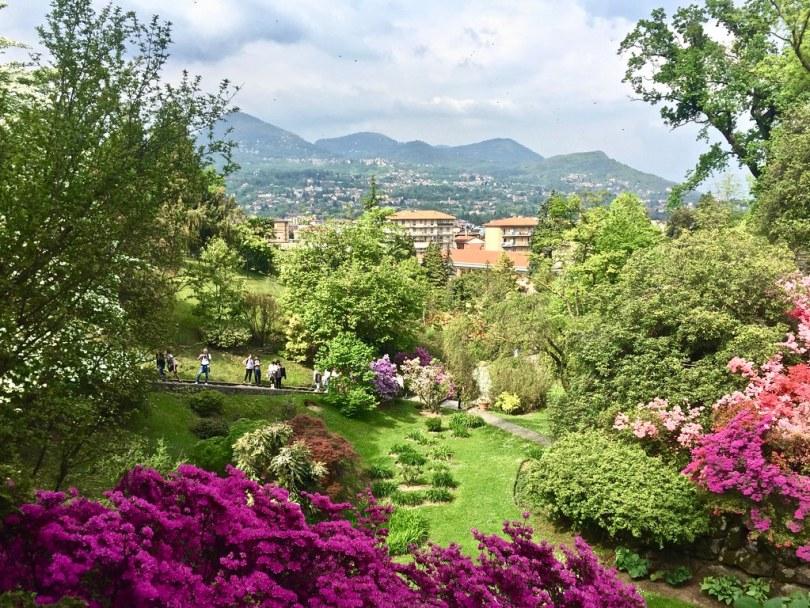 Weekend al Lago Maggiore - Panorama Villa Taranto