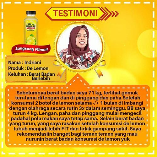 Testimoni De Lemon