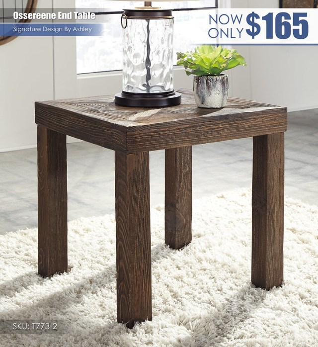 Ossereene End Table_T773-2
