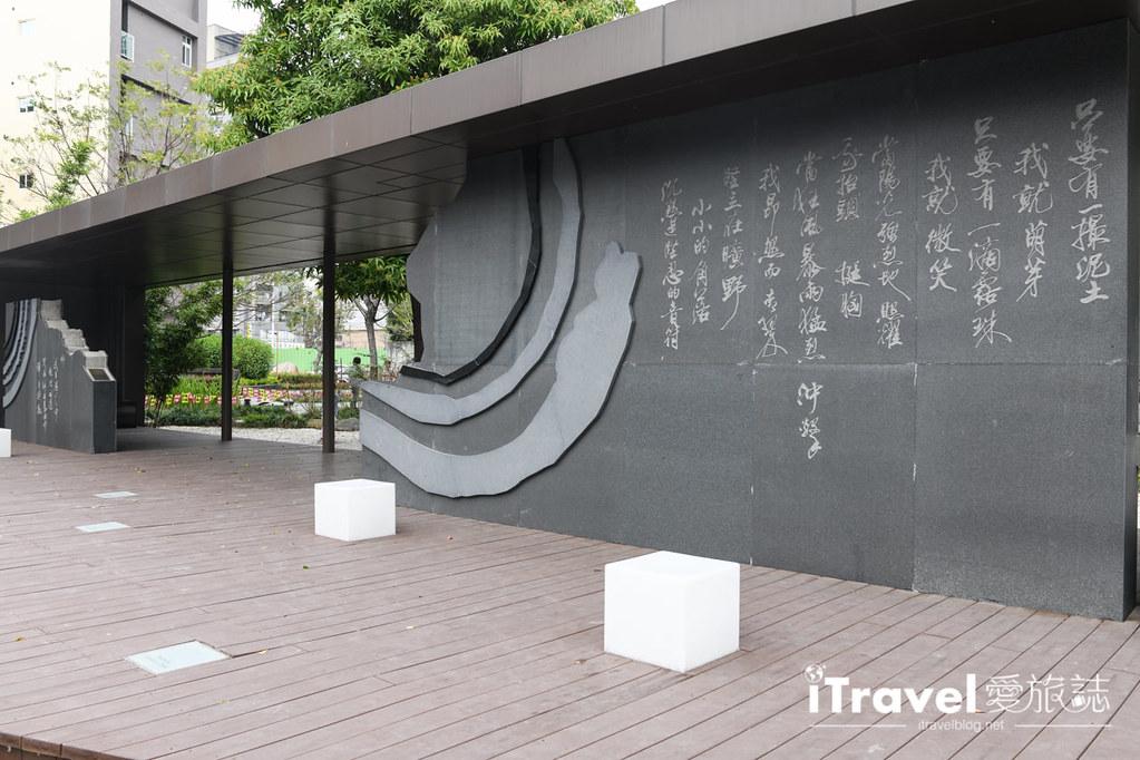 台中咖啡廳推薦 幸卉文學咖啡 (48)