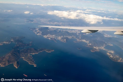 Cathay Pacific Passenger Views