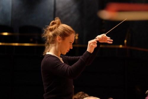 Dirigent: Giedrė Šlekytė