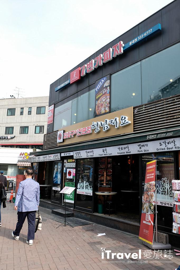 首爾購物商場 弘大商圈 (4)