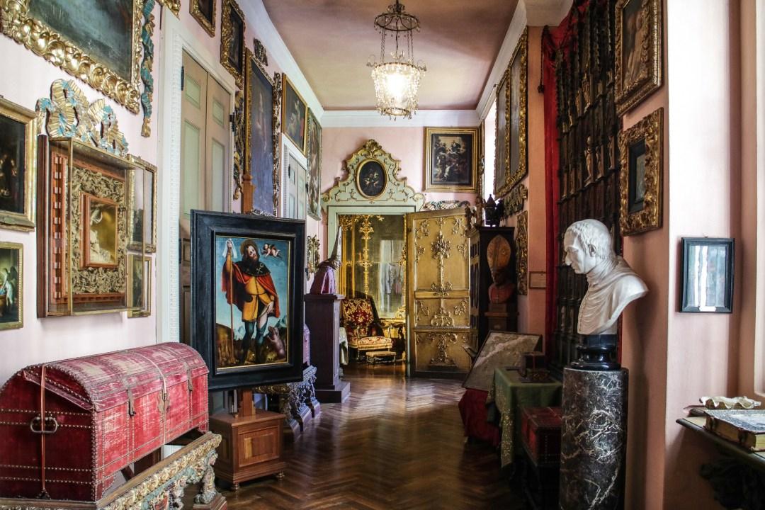 Palazzo Borromeo sull'Isola Bella, Lago Maggiore