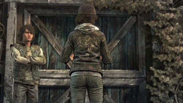 The Walking Dead Episodio 3 - Wind Chimes