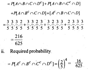 Plus Two Maths Chapter Wise Questions and Answers Chapter 13 Probability 29