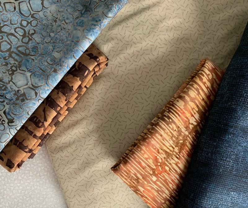 Quilt Top Fabrics