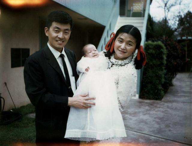 Dad, Ken, & Mom