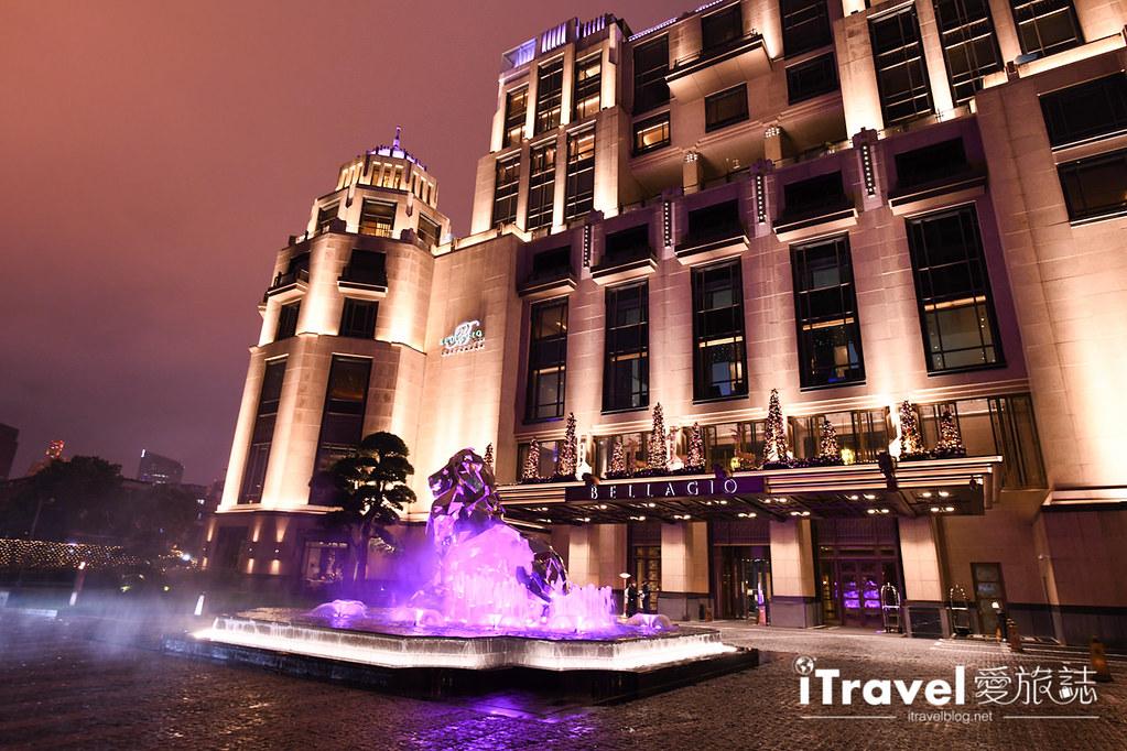 上海苏宁宝丽嘉酒店 Bellagio Shanghai (2)