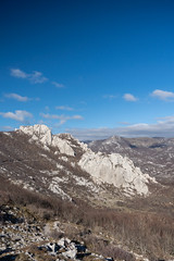 Short day on Velebit Mountain