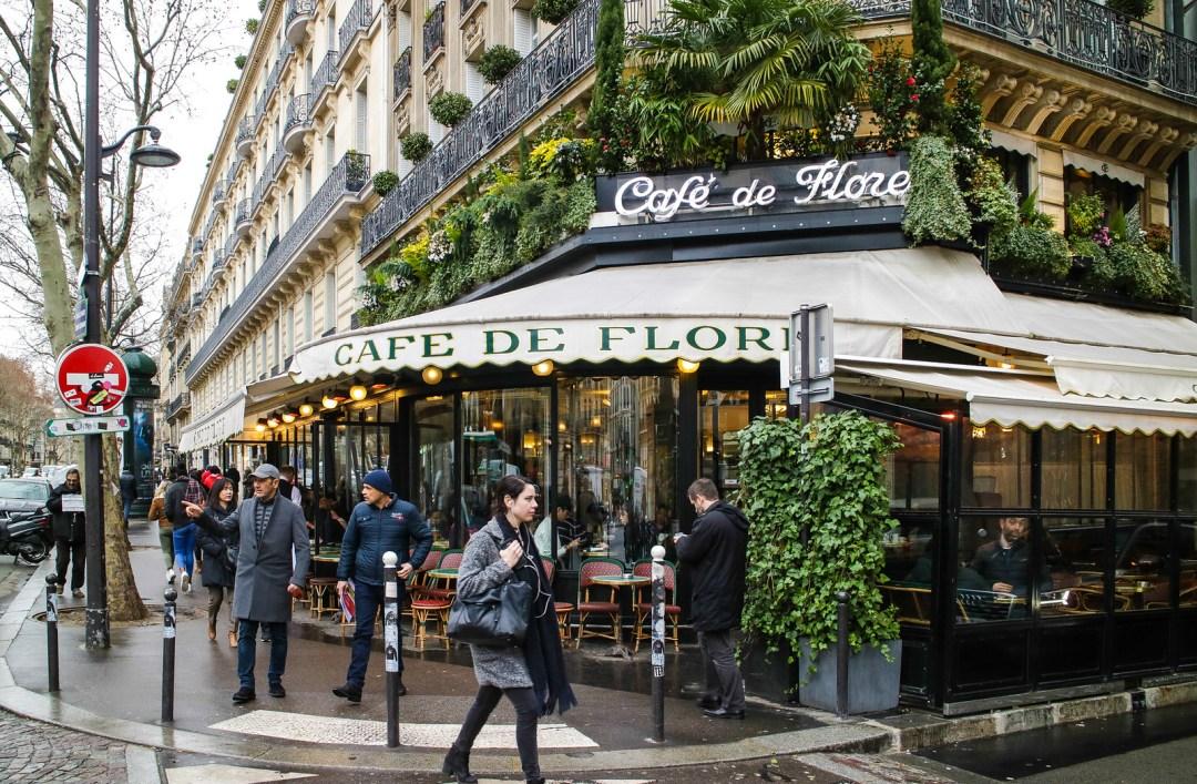 Café de Flore, Parigi