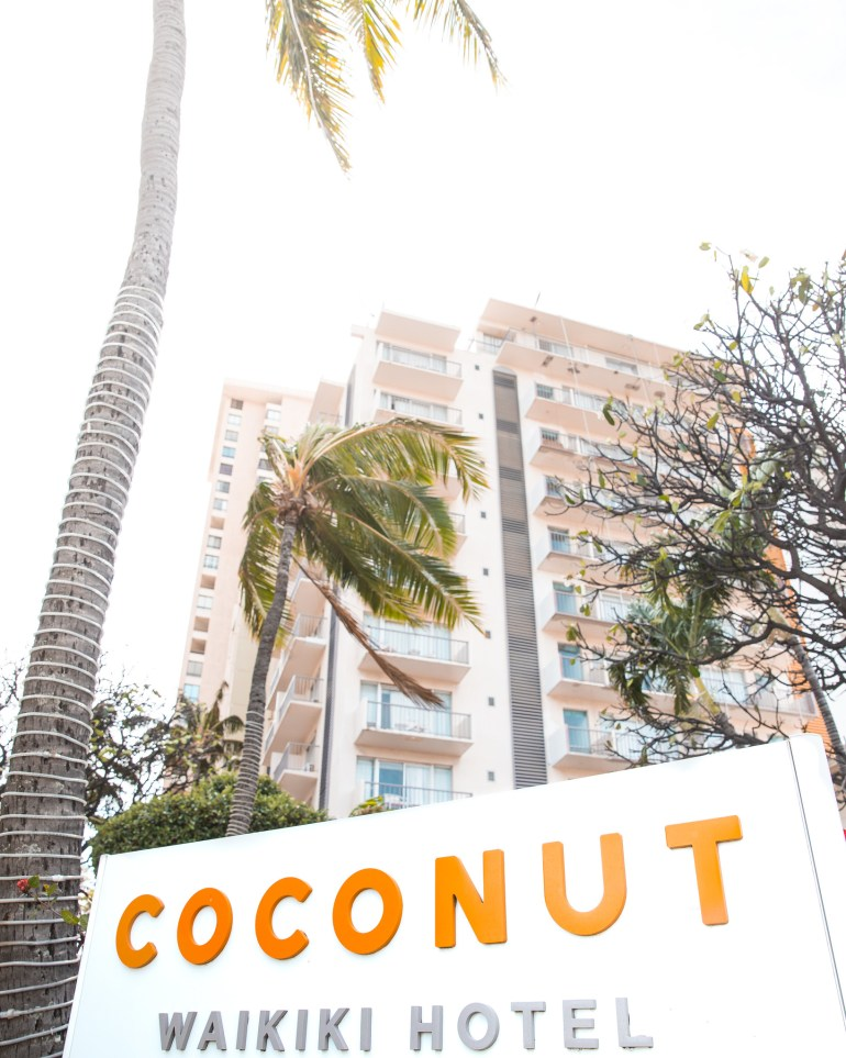 Coconut Waikiki Hotel - Boutique Hotel in Honolulu, Hawaii