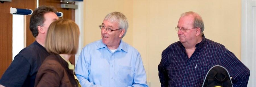 2010 – A Rehearsal with John Hudson