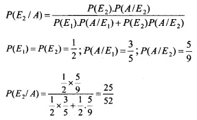 Plus Two Maths Chapter Wise Questions and Answers Chapter 13 Probability 6