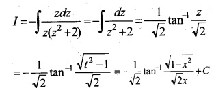 Plus Two Maths Chapter Wise Questions and Answers Chapter 7 Integrals 39