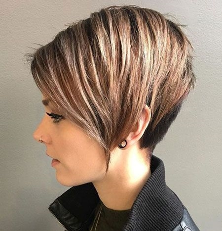 Pixie Haircuts Pics for Thick Hair