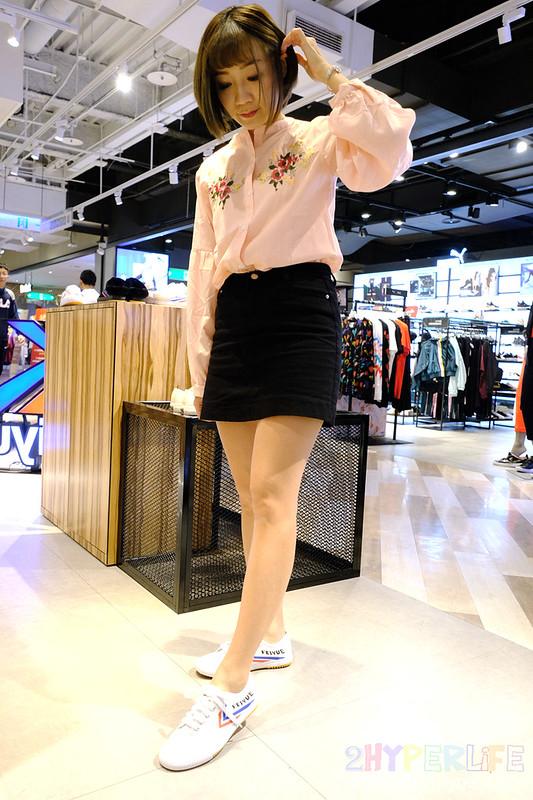 31915566177 6ec454b31d c - 熱血採訪│從法國紅回亞洲時尚圈的Feiyue小白鞋來台中啦!快閃櫃只到2/28!