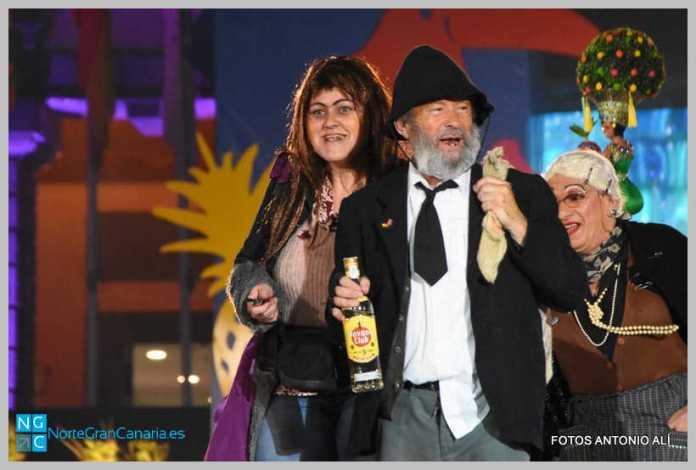Presentación del Carnaval ´19 Las Palmas