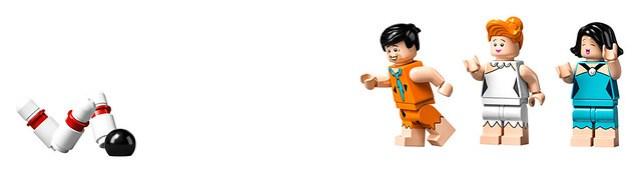 LEGO Ideas 21316 The Flintstones