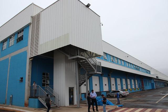 15.02.2019 Inauguração do centro de dirtribuição do Magazine Luiza
