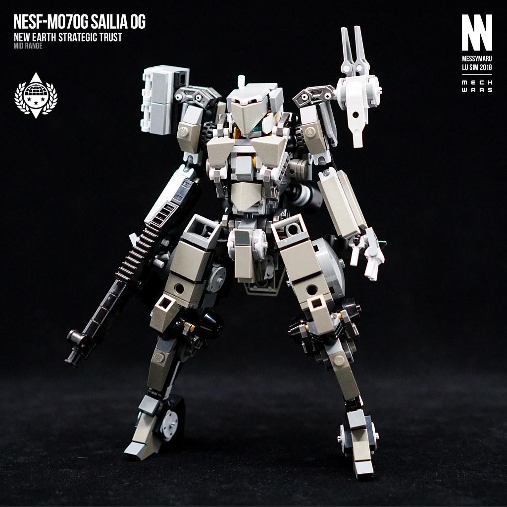 NESF-M07OG Sailia OG