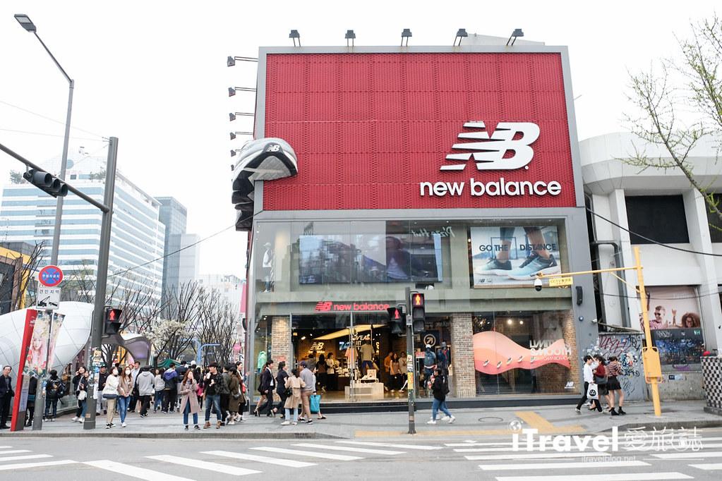 首爾購物商場 弘大商圈 (66)