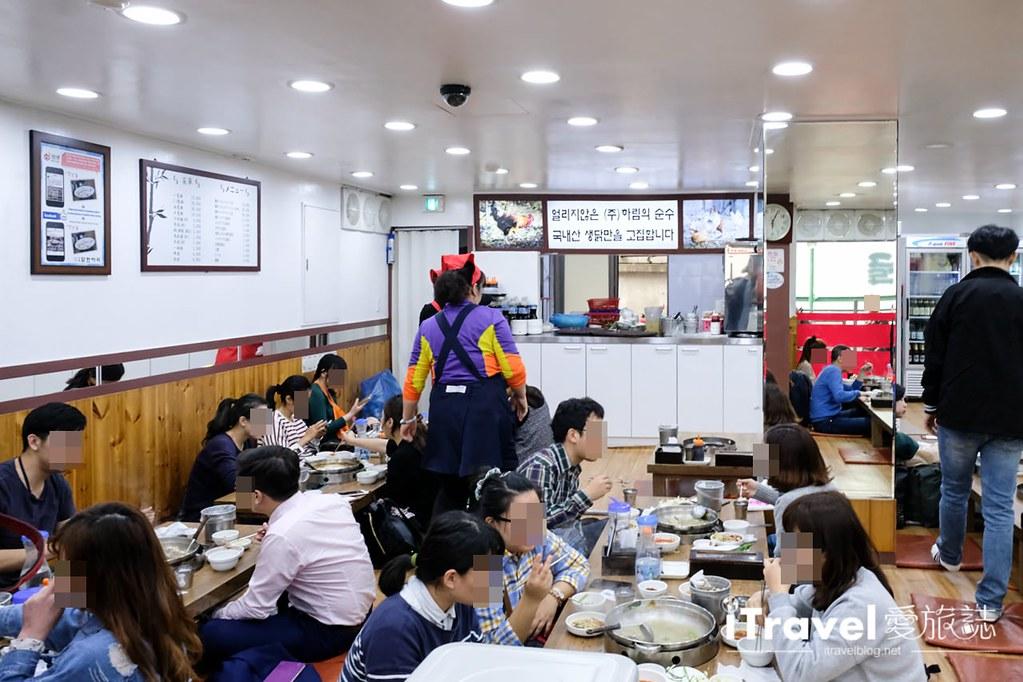 首爾美食餐廳 孔陵一隻雞 (4)