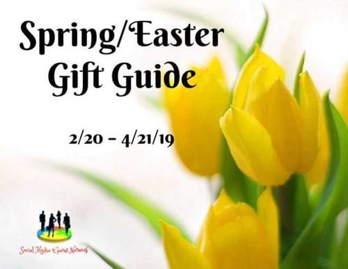 2019 Spring / Easter Gift Guide